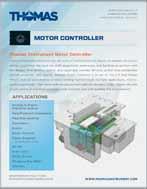 Motor Controller Brochure